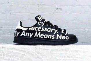 What Would You Do for These Custom Supreme Stan Smiths?