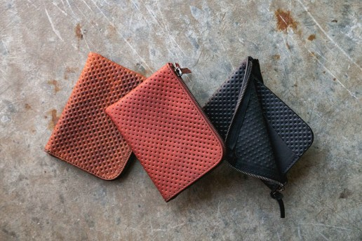 Tanner Goods Reworks Its Universal Zip Wallet With a Statement Twist