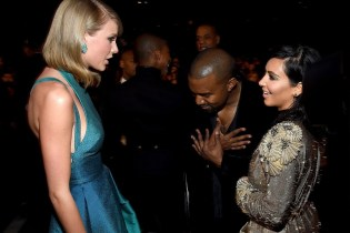 Taylor Swift Responds to Kim Kardashian and Kanye West's Snapchat Exposé