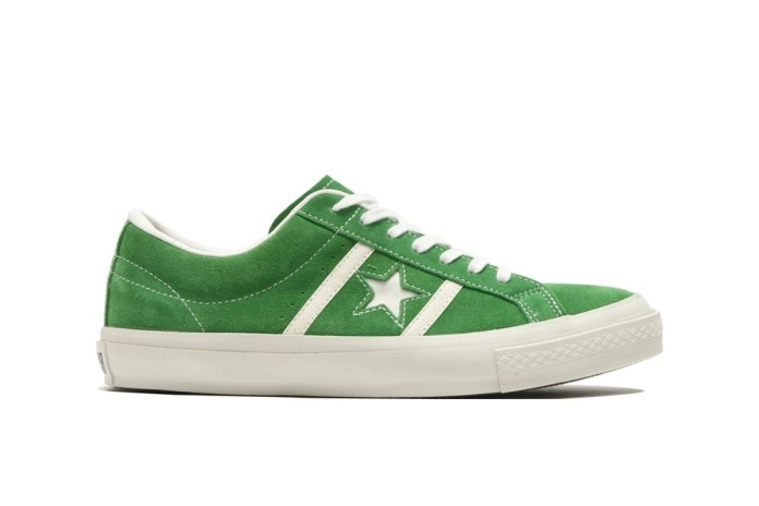"The Converse ""Star and Bars"" Returns to Japan"
