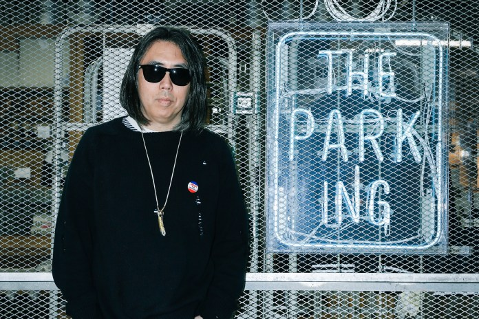 "Hiroshi Fujiwara to Open THE PARK・ING GINZA ""Midnight Market"" Concept Store"