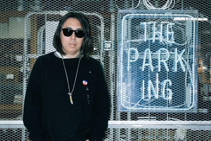"Hiroshi Fujiwara to Open THE PARK・ING GINZA ""Midnight Market"" Concept Store"
