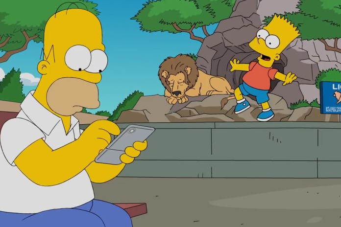 Even 'The Simpsons' Can't Ignore 'Pokémon GO' Fever