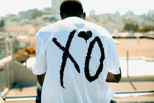 The Weeknd Releases Even More XO Fan Merch for Spring/Summer 2016