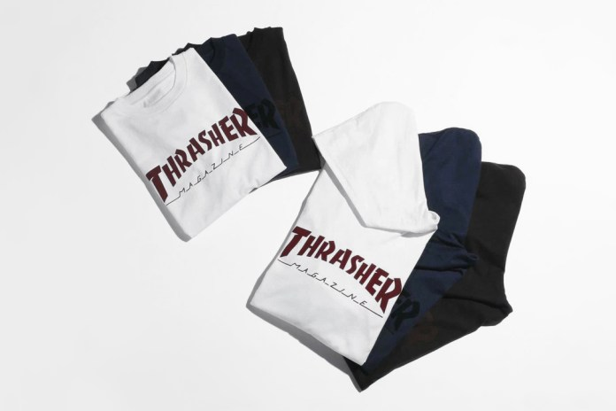 'Thrasher' Celebrates 35th Anniversary With BEAUTY & YOUTH Exclusives