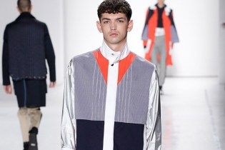 Tim Coppens' 2017 Spring/Summer Collection References Belgium's '90s Youth Culture