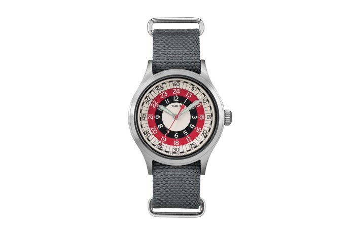 Todd Snyder Drops an Exclusive Timex Mod Watch