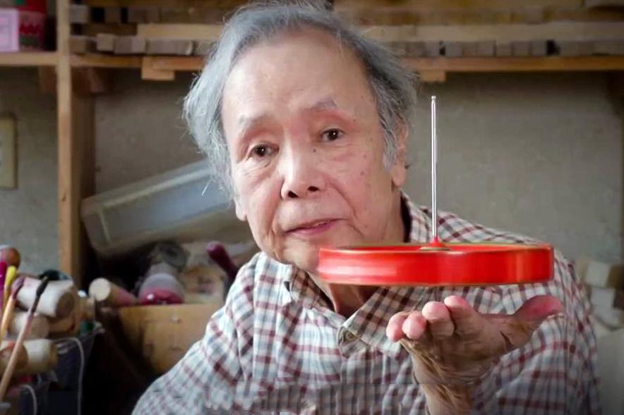 Meet 80-Year-Old Japanese Toymaker Masaaki Hiroi