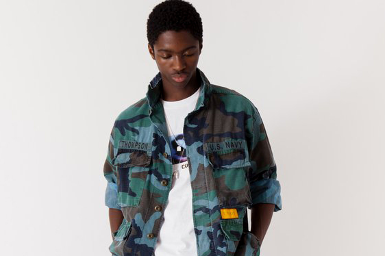 Take a Look at U.S. Alteration & Union LA's New Street-Ready Camo Collaboration
