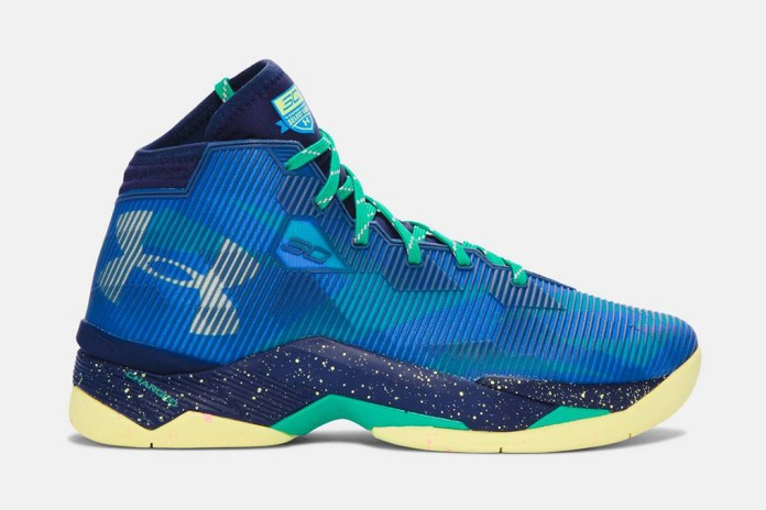 Under Armour Drops Limited Sneakers for Steph Curry's Summer Camp
