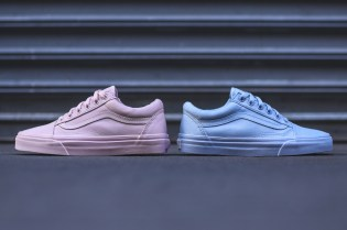 Vans' Old Skool Gets Dipped in Pink and Blue
