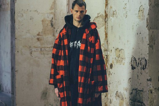 Vetements' 2016 Fall/Winter Range Is The Subject of This New Editorial