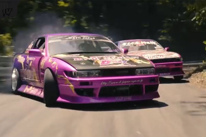 Watch This Amazing Video of Drift Racing in Japan's Mountains