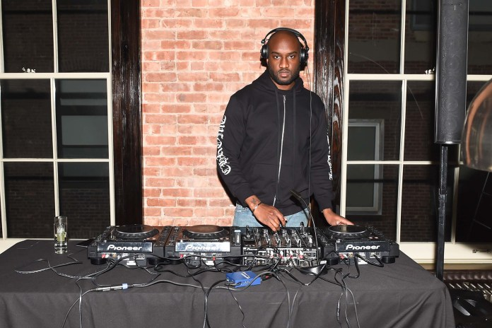 Virgil Abloh Speaks on His Origins as a DJ