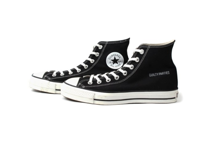 Wacko Maria & Converse Team up for Their First All Star J Hi