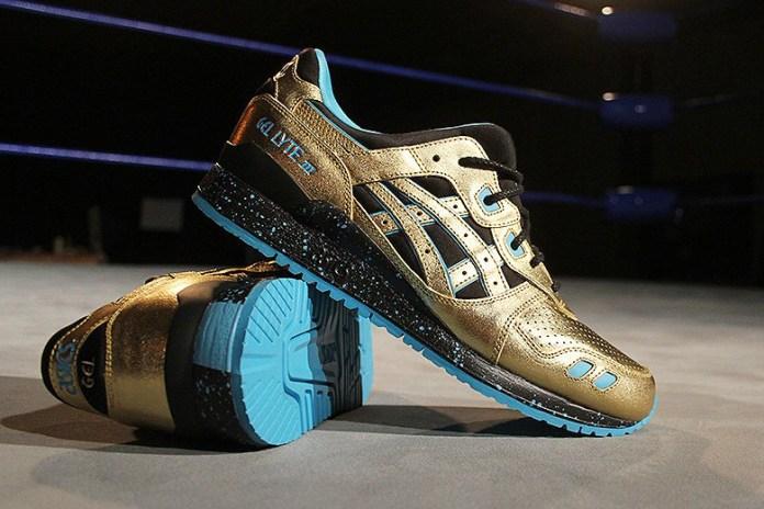 Wale & VILLA Unveil a Wrestling-Inspired ASICS GEL-Lyte III