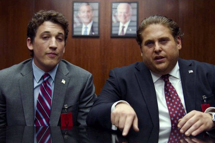 Jonah Hill & Miles Teller Are Arms Dealing Noobs in This Second 'War Dogs' Trailer