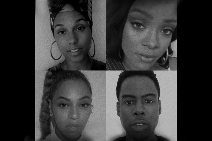 Beyoncé, Rihanna, Pharrell and More Spread Awareness for America's Racial Injustices