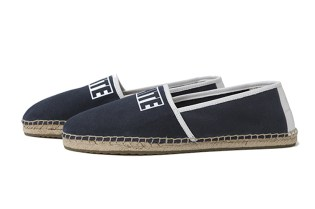White Mountaineering & UGG Set to Release the Men's KAS WM Espadrille Silhouettes