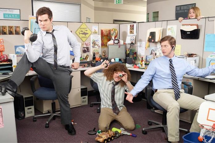 Lakai Releases a 'Workaholics' Themed Collection
