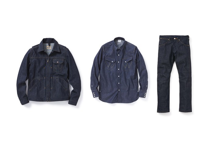 Wrangler and nonnative Collaborate on a Special Denim Collection