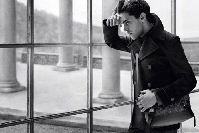 Xavier Dolan Fronts Louis Vuitton's 2016 Fall/Winter Campaign
