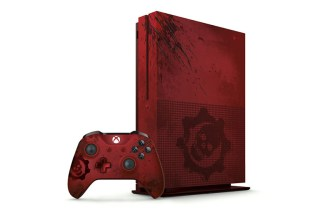 Xbox One S Arrives in 'Gears of War 4' Limited Edition 2TB Bundle