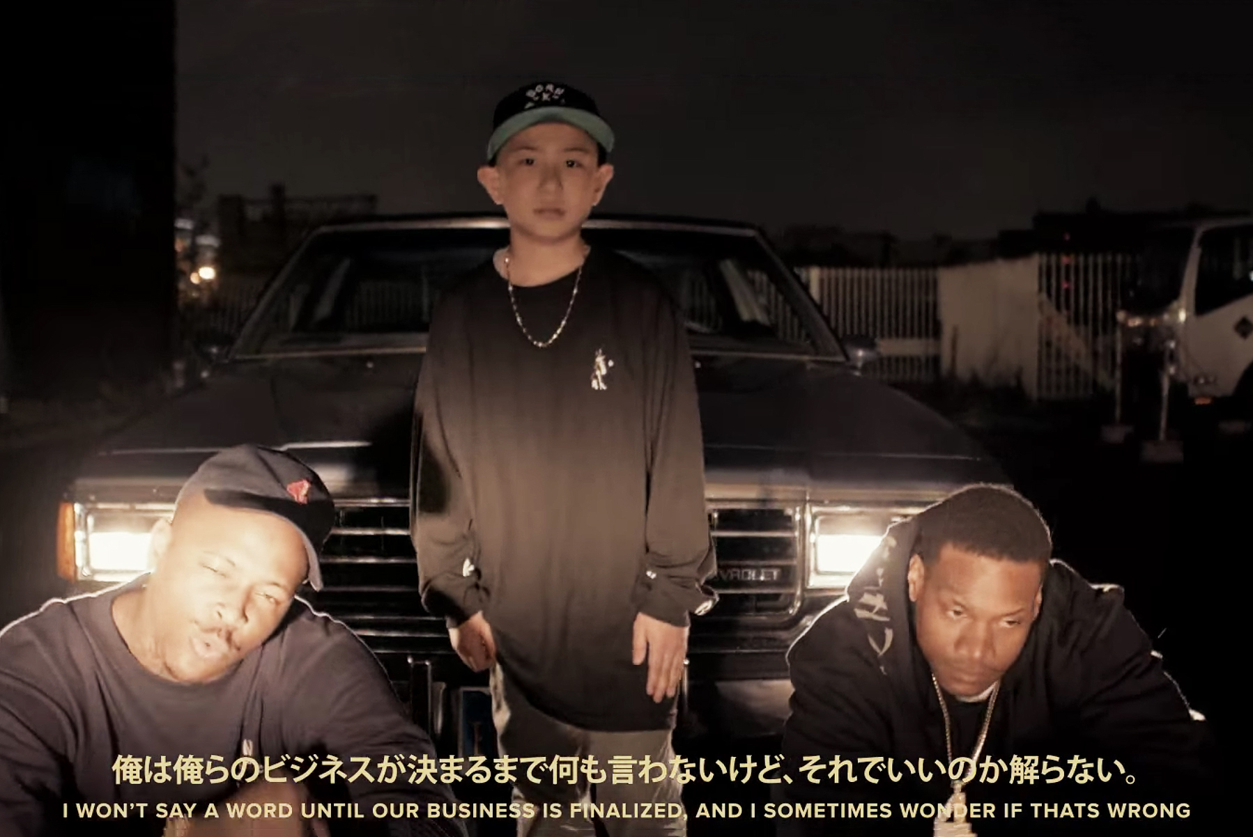 """YG & Slim 400 Head to Japan for the """"Word Is Bond"""" Music Video"""