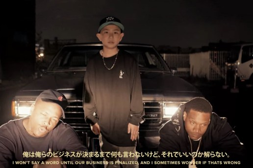 "YG & Slim 400 Head to Japan for the ""Word Is Bond"" Music Video"