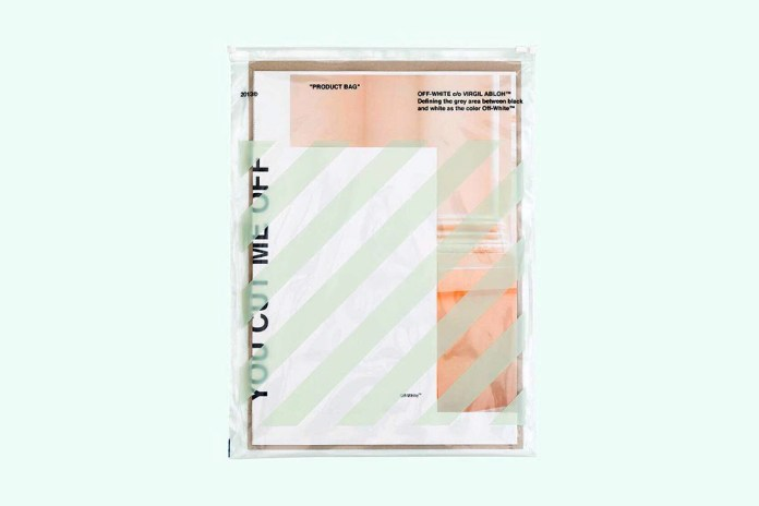 Take a Look Inside Virgil Abloh's First OFF-WHITE Photo Book