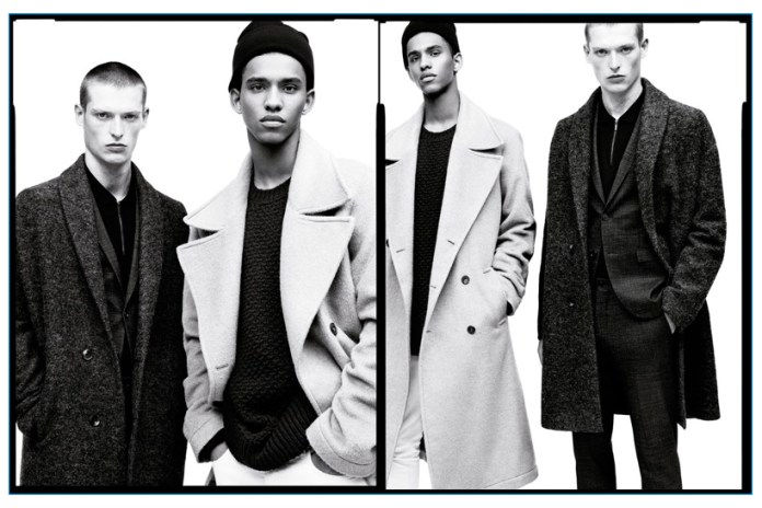 Zara Man's 2016 Fall/Winter Campaign Showcases the Label's Sophisticated Outerwear Selection