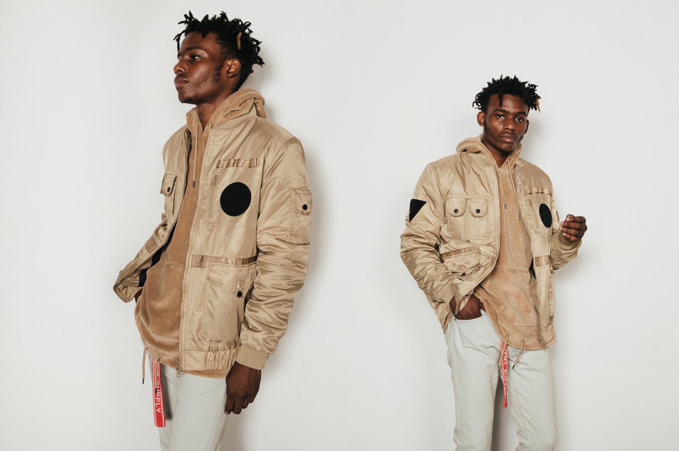 "10.Deep 2016 Fall ""Outlands"" Lookbook"