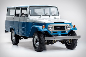 This Might Be One of the Rarest Toyota Land Cruisers Ever