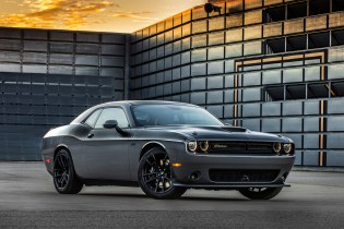 The 2017 Dodge Challenger T/A Throws It Back to the '70s