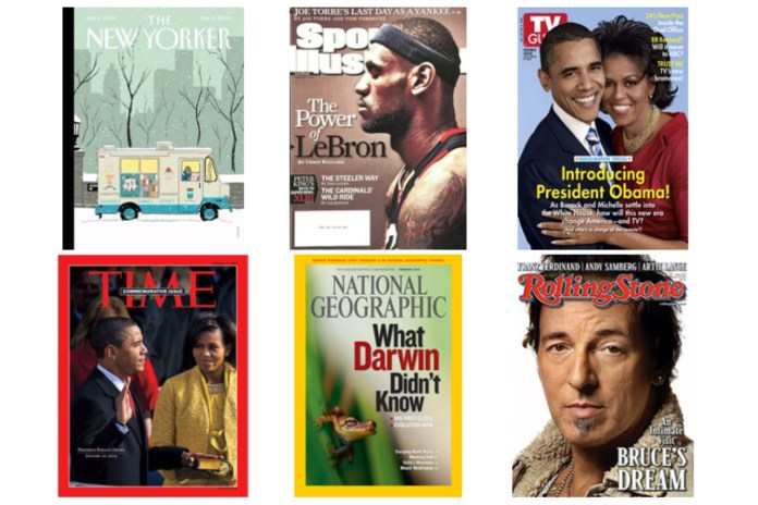 This Is What 50 Years of American History Looks Like on the Cover of Famous Magazines