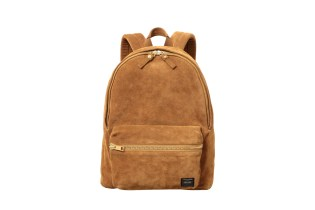 """5525gallery x PORTER 2016 Fall/Winter """"Suede"""" Collection"""