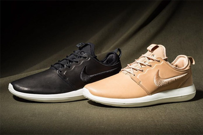 NikeLab Moves Onto Leather for the Latest Roshe Two Revamp