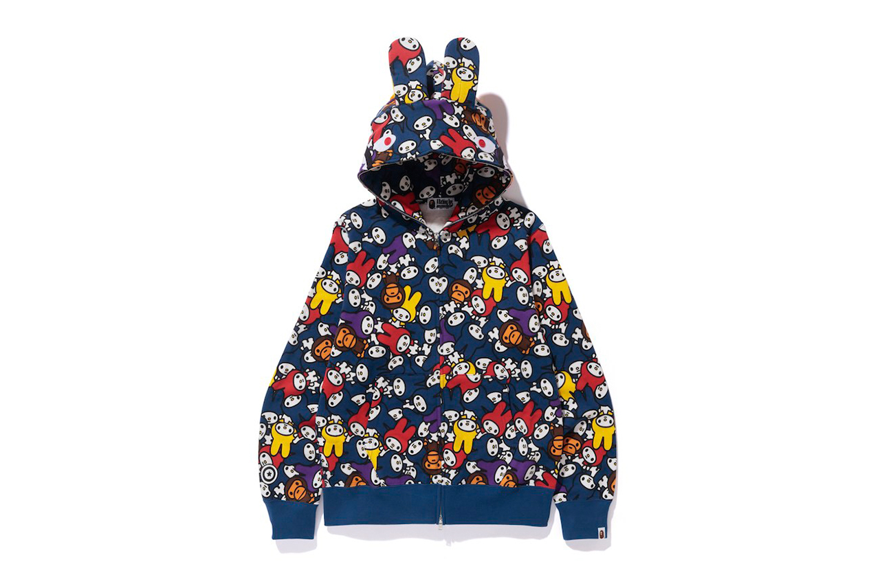 A Bathing Ape and MY MELODY Team up for a New Collection