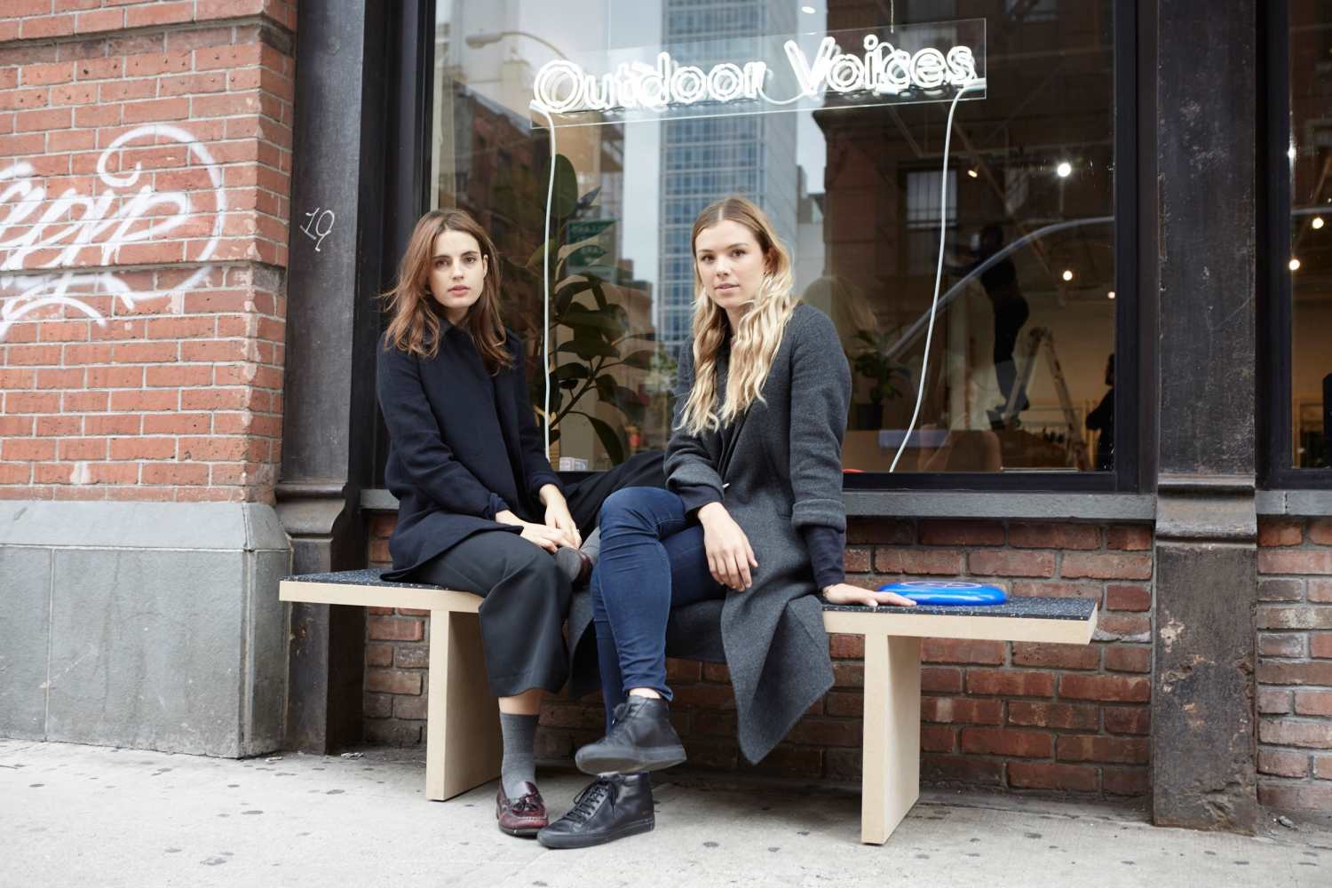 Find out Why A.P.C. Invested in Outdoor Voices