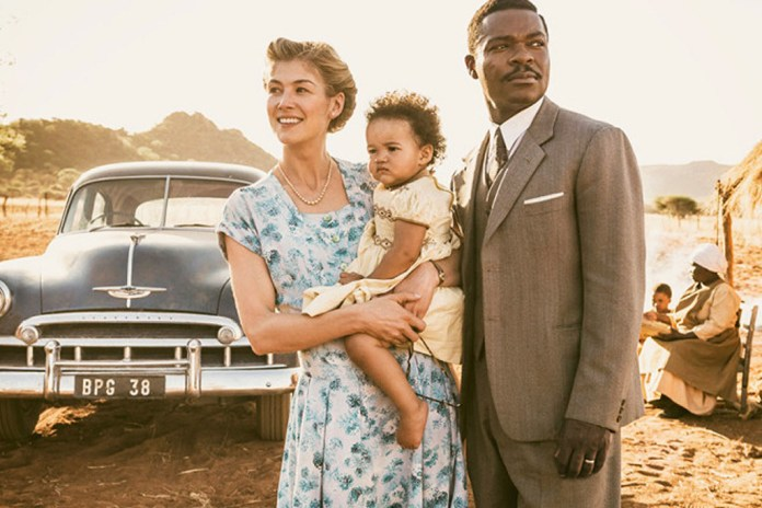 'A United Kingdom' Is a Film About Interracial Love During Apartheid-Stricken Botswana