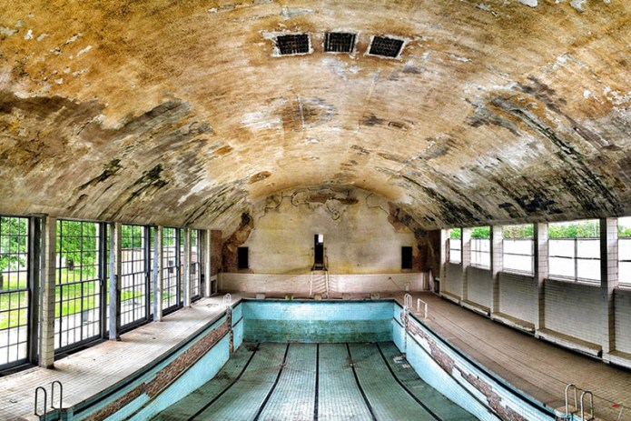 Check out These Chilling Images of Abandoned Olympic Venues From Across the Globe