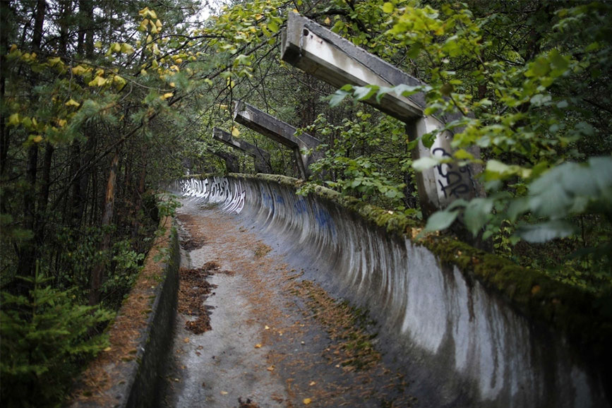 Chilling images of abandoned olympic venues hypebeast for Best classic house tracks