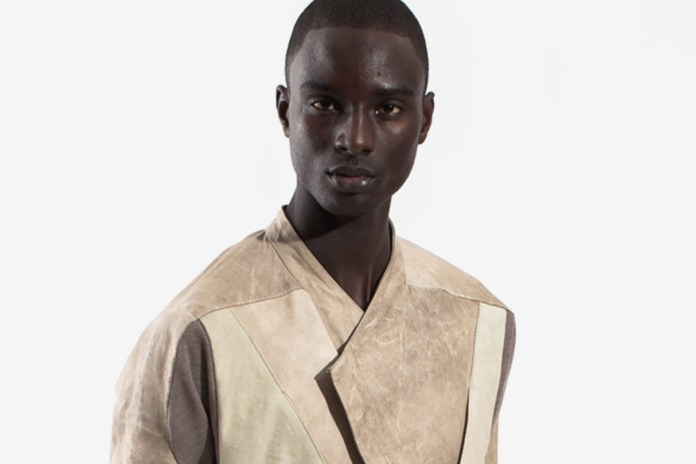 "Abasi Rosborough's 2016 Spring/Summer Introduces the ""MONOLITH"" Collection"