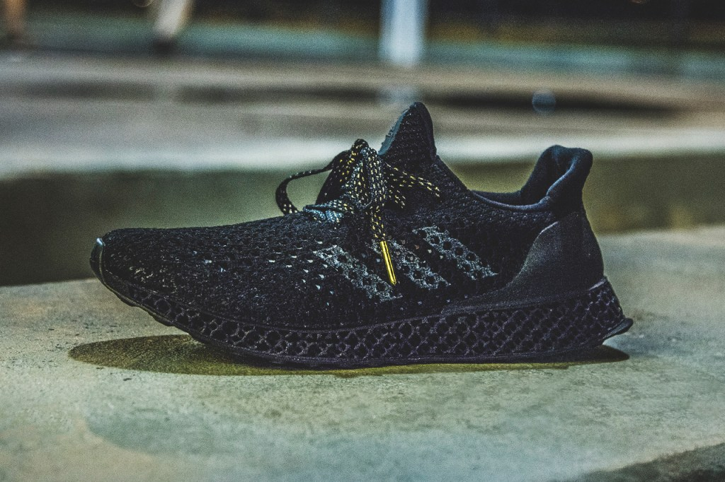 Adidas D Printed Shoes