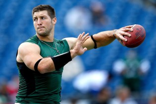 Tim Tebow Signs Multi-Year Deal With adidas