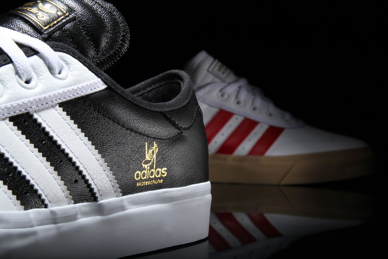 The adidas Adi-Ease Gets a Premium Leather Upgrade
