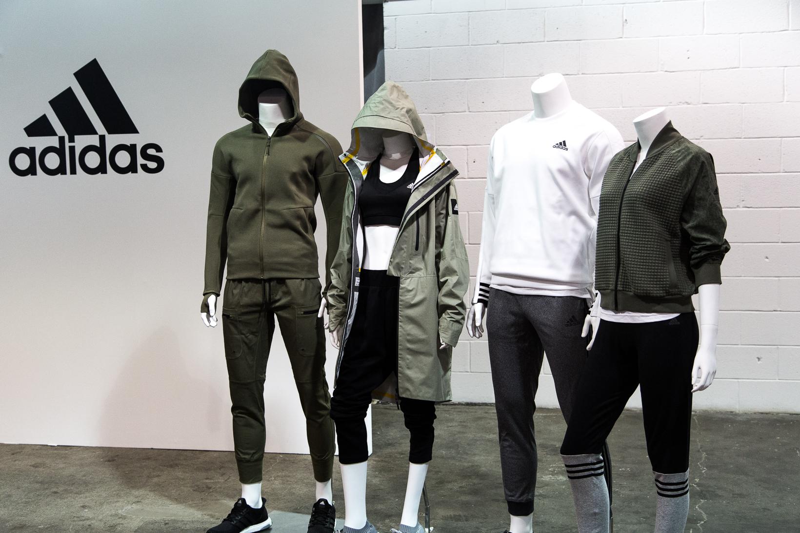 adidas Athletics FINDFOCUS NYC Event Recap