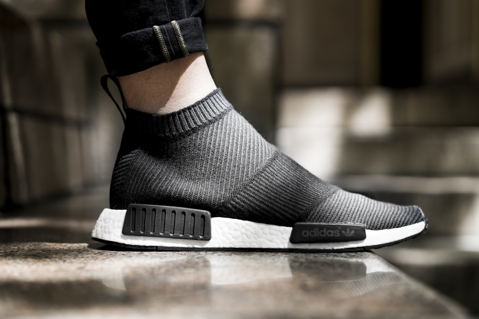 adidas originals nmd city sock black hypebeast. Black Bedroom Furniture Sets. Home Design Ideas