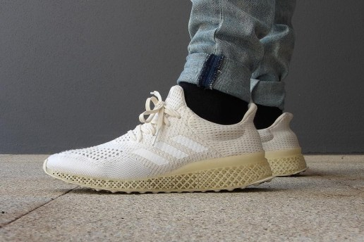 This Is What the adidas Futurecraft Looks Like On-Foot
