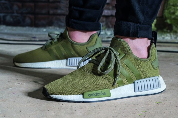 Europe Receives an Exclusive Colorway for the adidas NMD R1
